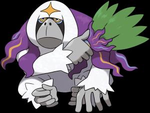 Oranguru, the Sage Pokémon