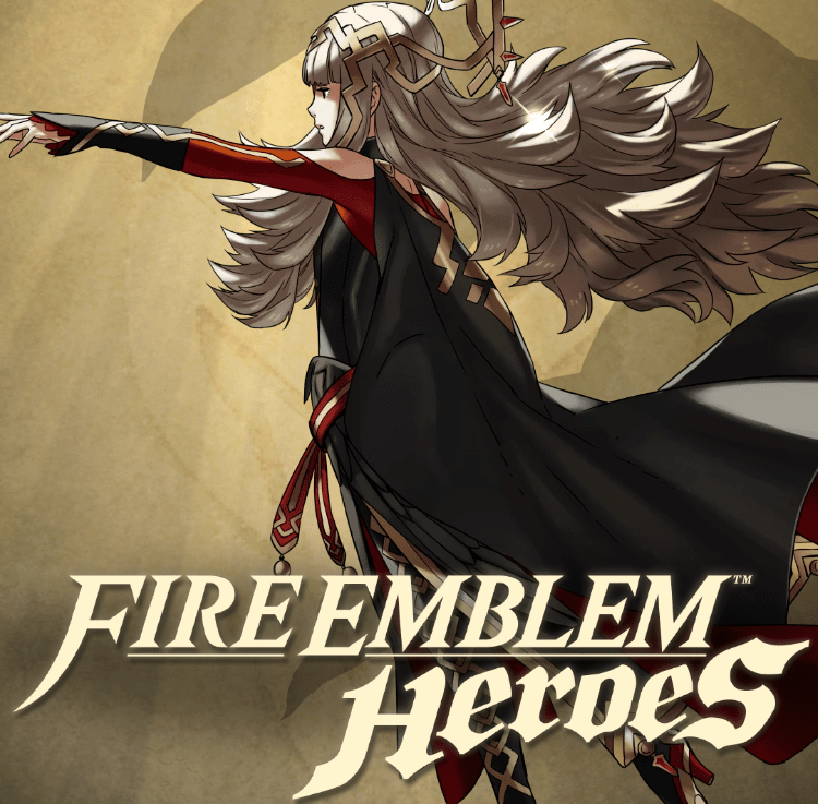 Happy birthday, Fire Emblem Heroes