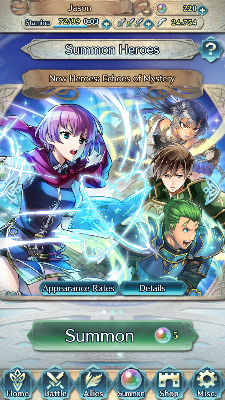 Mystery of the Emblem heroes arrive from Archanea – Updated