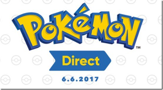 My thoughts on the June 6, 2017 Pokémon Direct