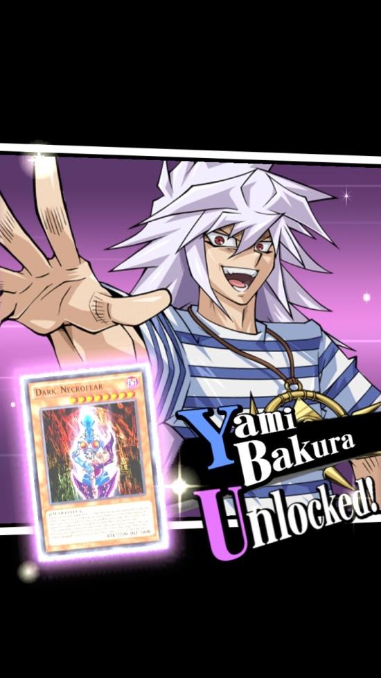 Character Unlock Events