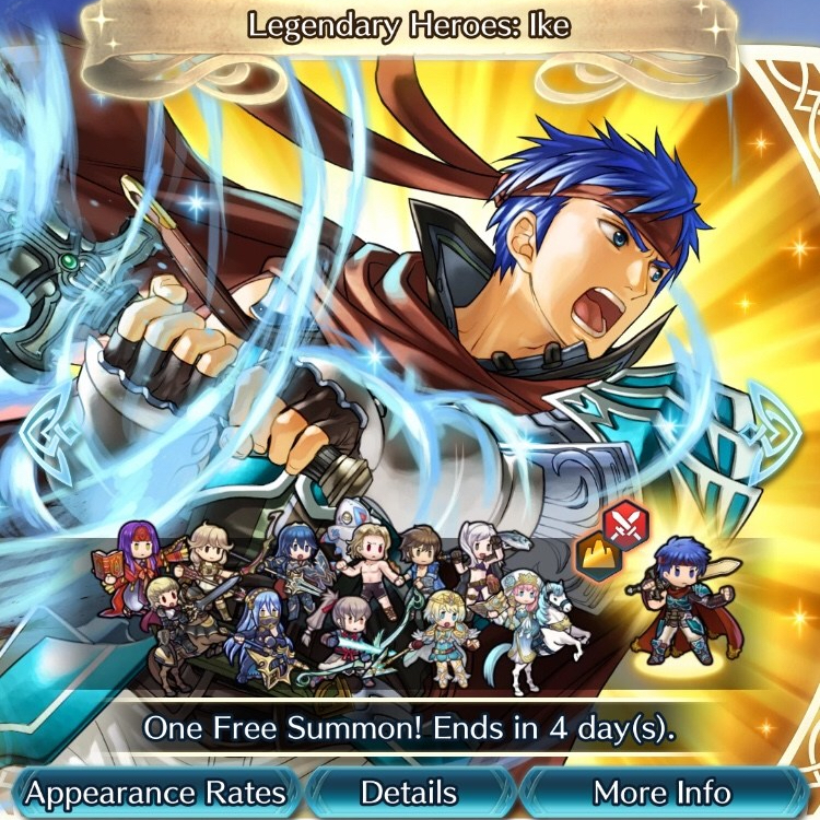 A Legendary Banner for a miniature Tempest Trial