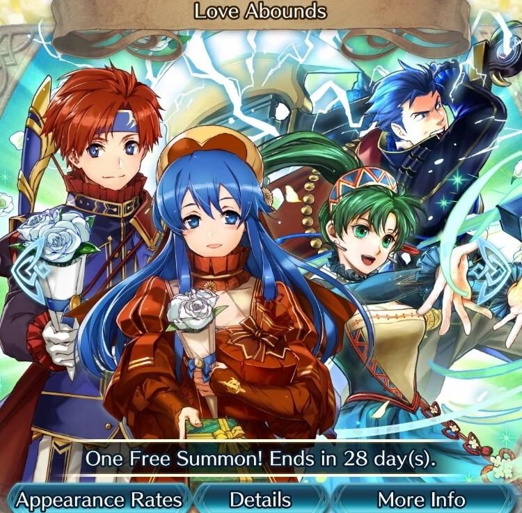 Falling in love with the Fire Emblem Heroes 2.2.0 Update
