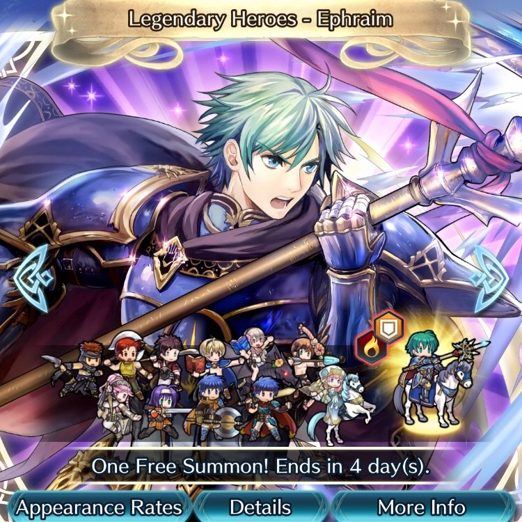 Ephraim: Our Sacred Legendary Hero