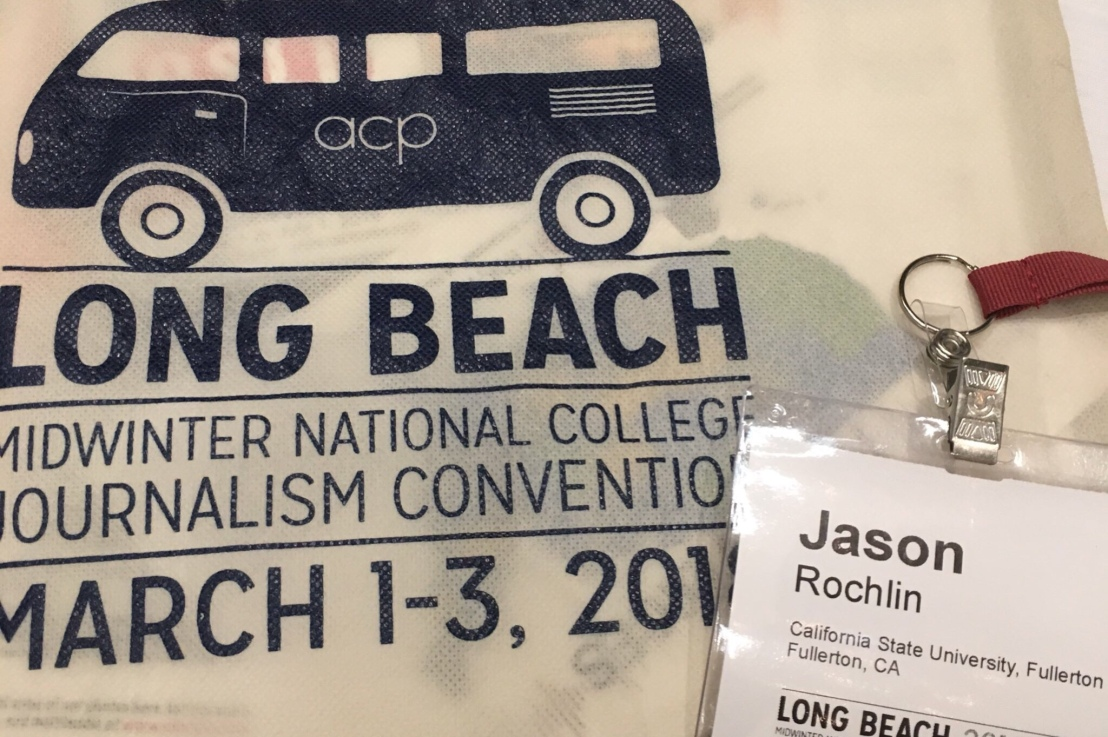 My ACP Midwinter 2018 Convention Experiences – DayOne