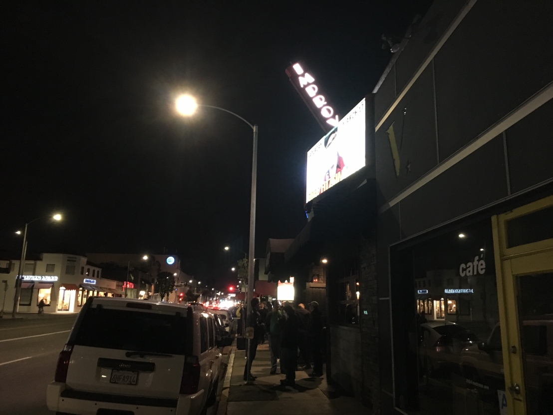 One Night at theImprov