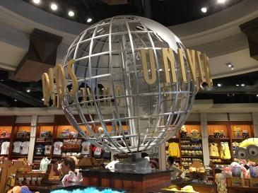 The globe store.