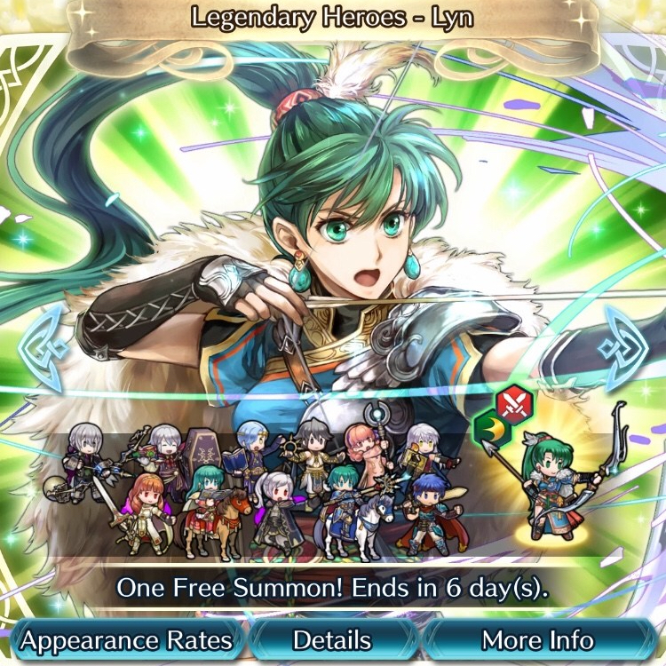 Legendary Lyn and the Lime-colored Longbow