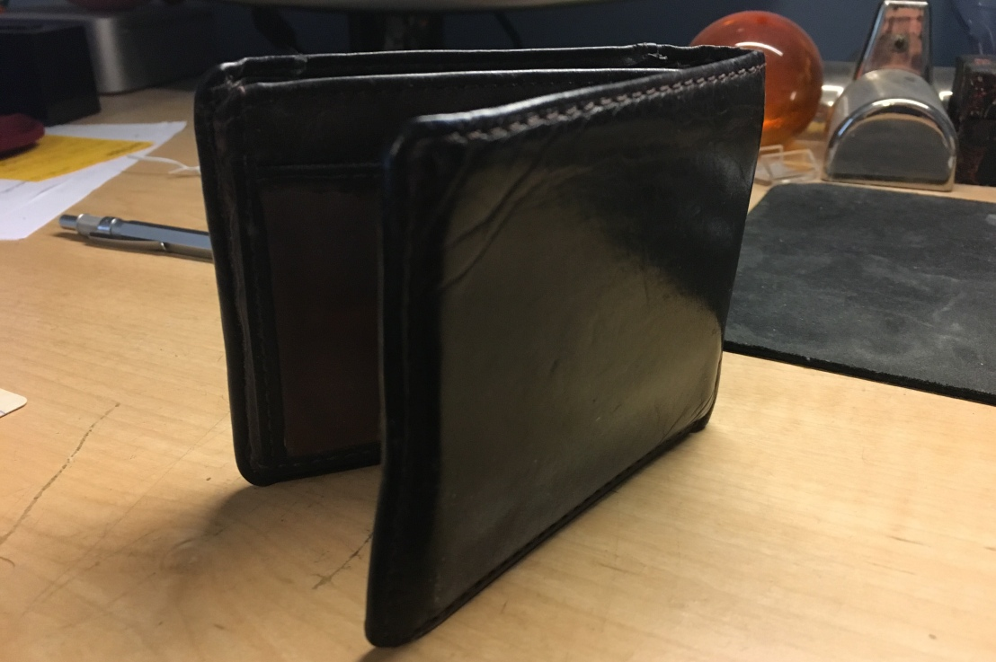 Whipping out the Wallet