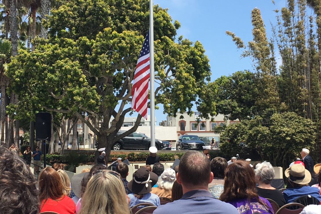 Memorial Day in Redondo Beach