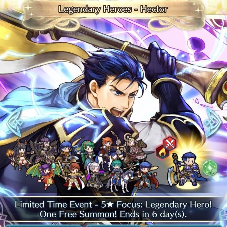 Hector's Here in Heroes(again)