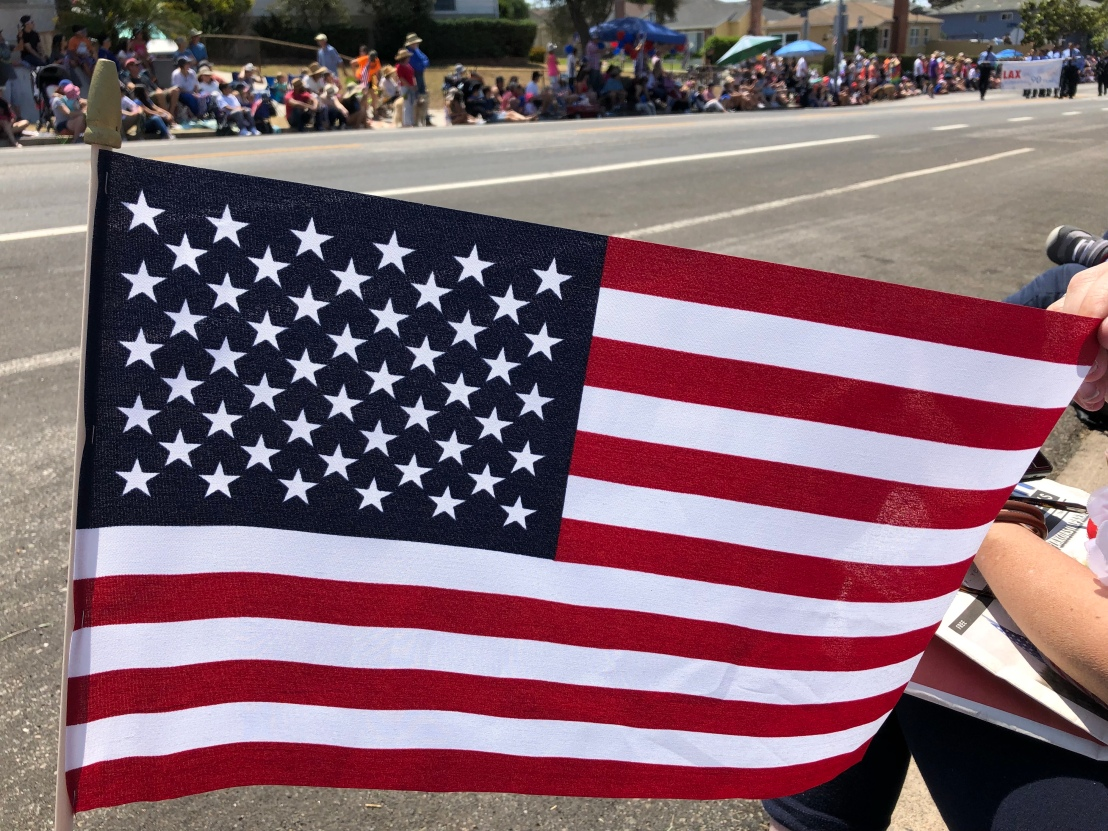July 4th, 2018: A Parade in Photos