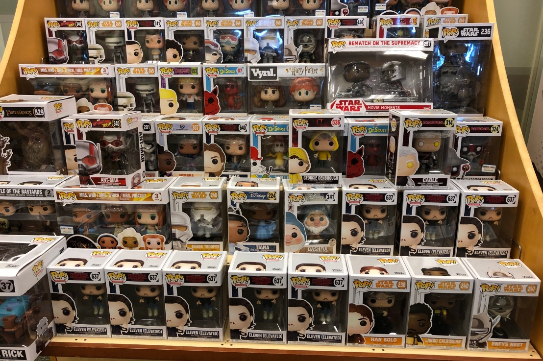 Why I hate Funko Pops