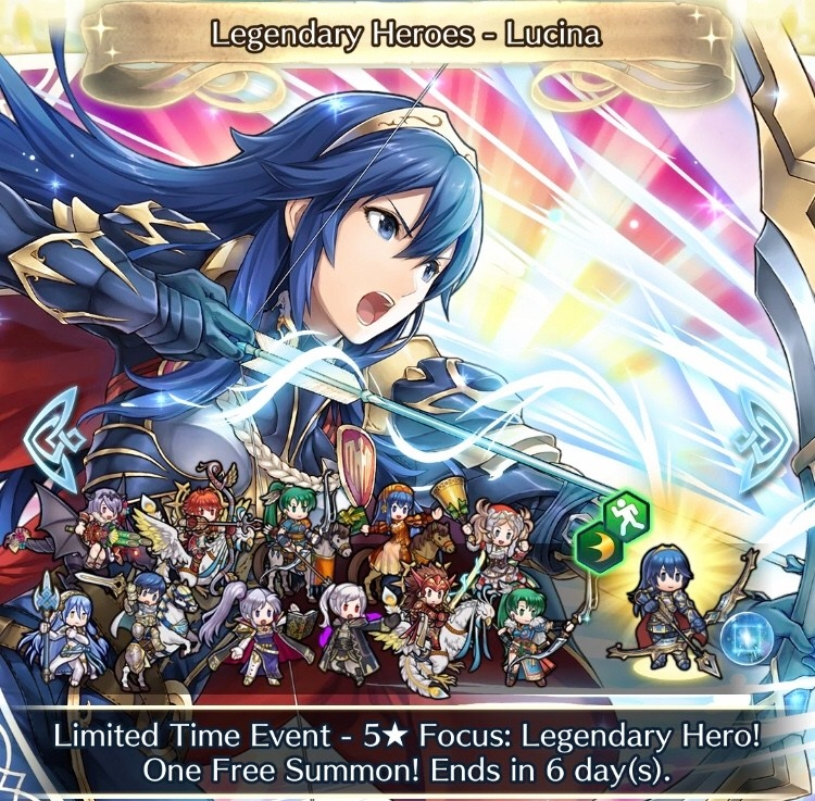 Legendary Lucina Lights the Way