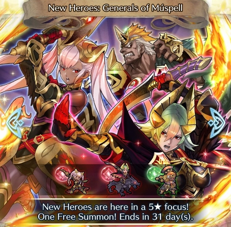 The Flame Kingdom's Generals rise from theashes