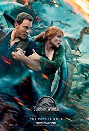 'Jurassic World: Fallen Kingdom' fails to live up to itsancestors
