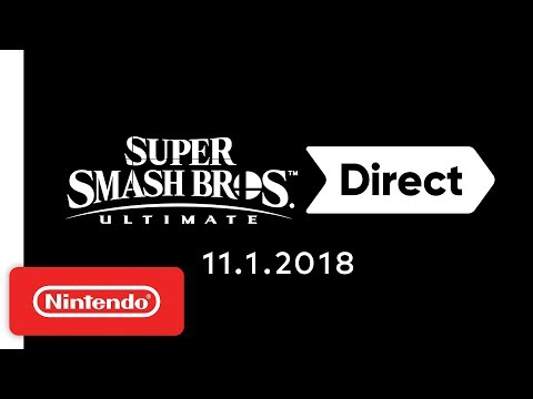 My Thoughts on the 11/1/18 Smash Ultimate Direct