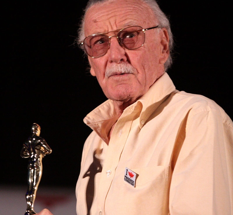 A post-Stan Lee world