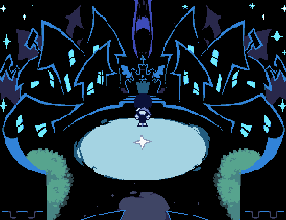 Deltarune is delightful