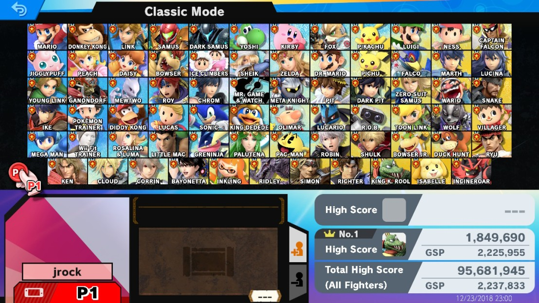 The change to Super Smash Bros. Ultimate's single player experience I feel would make it even better