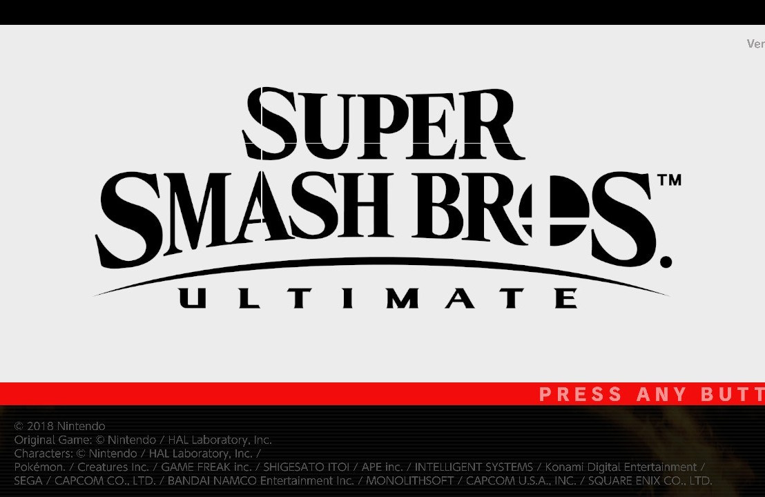 The Super Smash Bros. Cinematic Universe