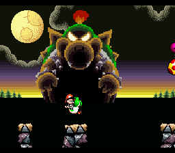 Baby_Bowser_Battle_-_Close_to_Yoshi_-_Super_Mario_World_2