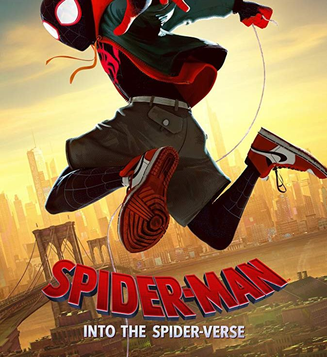 I am INTO the Spider-Verse