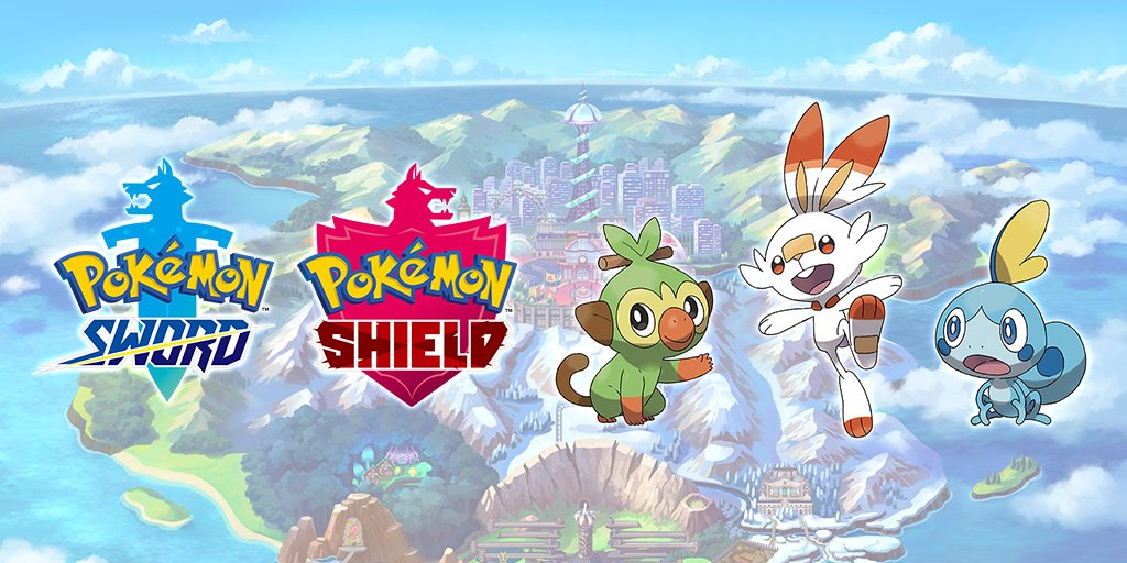 Sword and Shield news: Exclusive trainers and Gigantamaxing
