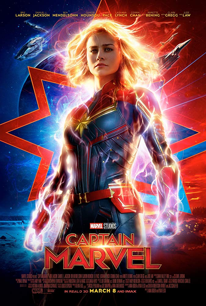 Captain Marvel is an excellent, if flawed, lynchpin for the MCU