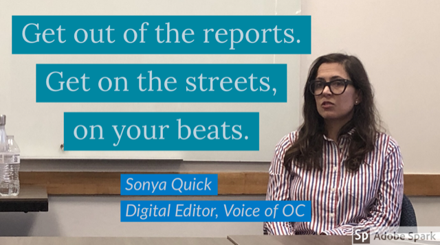 Tales from a digitalvoice