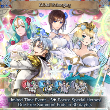 No love for these bridal heroes