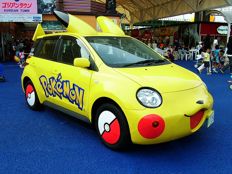 More fanfiction: Pokémonedition