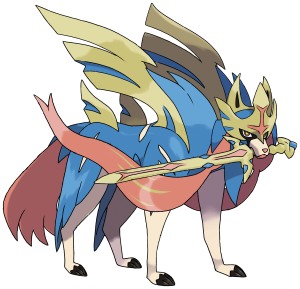 zacian